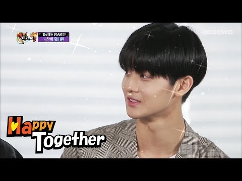 Jin Young Revealed that Daniel is Like a Child?! [Happy Together Ep 531]