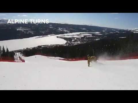 Alpine Turns With Henrik Windstedt