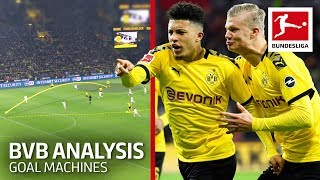 How Borussia Dortmund's Attack Became A Goal Machine - Sancho, Haaland & Hakimi Analysed