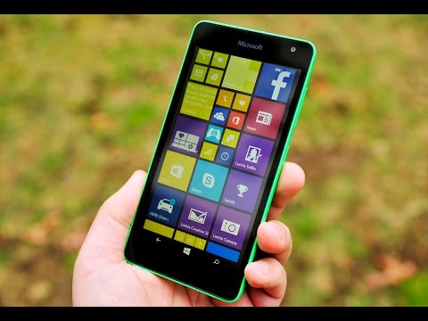 Microsoft Lumia 535 tour and first impressions