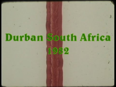 Durban South Africa 1982