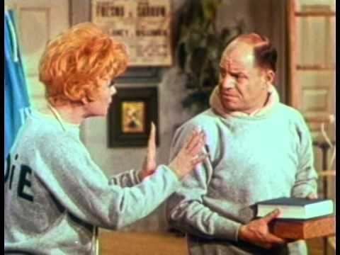 The Lucy Show LUCY THE FIGHT MANAGER/DON RICKLES