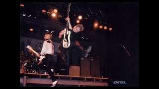 The Clash - Magnificent Seven - Live at RockScene festival 13/ 7/1985
