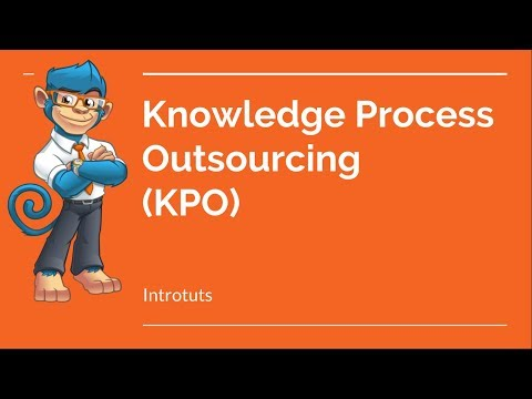 What Is Knowledge Process Outsourcing in Hindi (KPO)