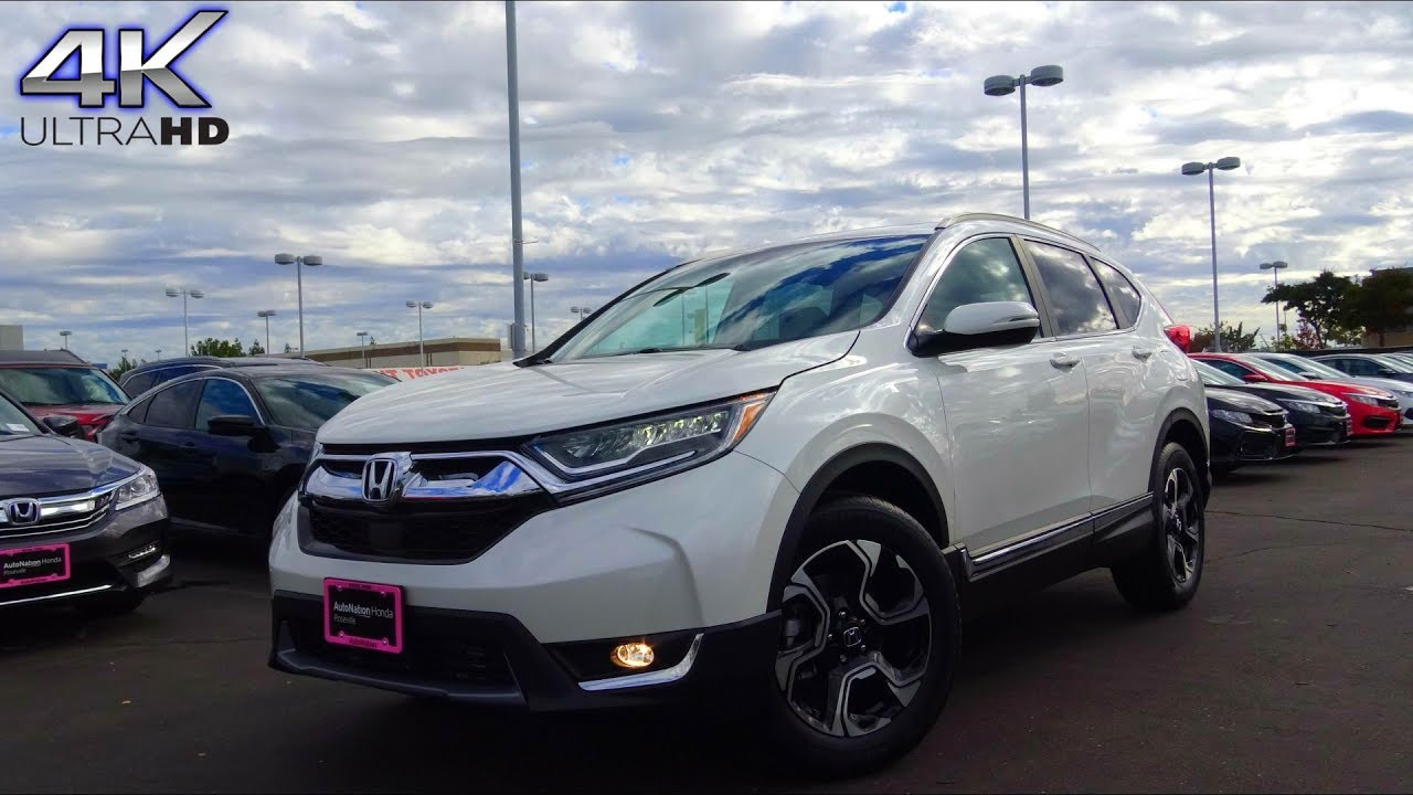 2018 Honda Cr V Touring 1 5 L Turbocharged 4 Cylinder Review