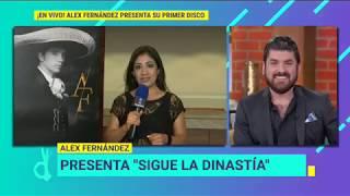 Vicente Fernández envía mensaje a su nieto Alex Fernández | De Primera Mano