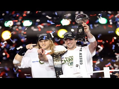 Green Bay Packers 2010 Super Bowl Run