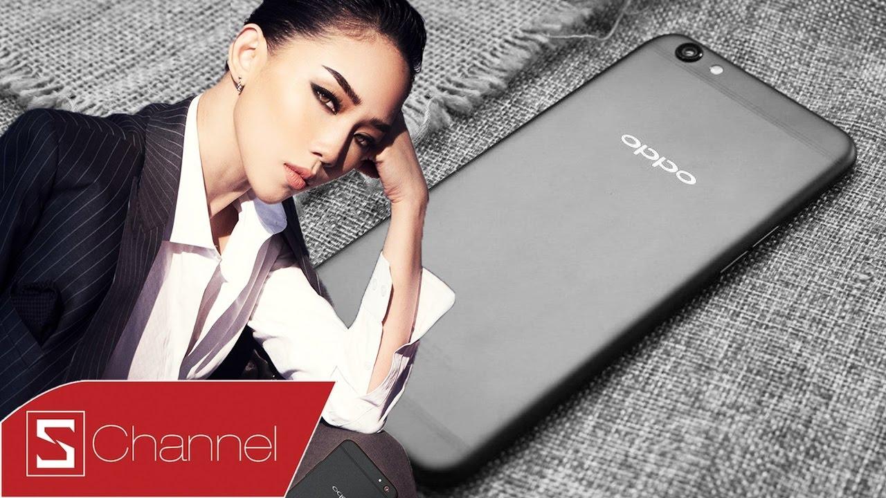 """Schannel – Mở hộp Oppo F3 Plus đen nhám: Dáng vẻ hoàn toàn mới của """"Chuyên gia selfie"""""""