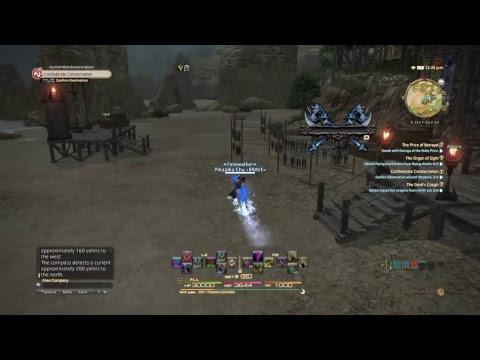 Final Fantasy--Stormblood ITS PROBABLY A TRAP
