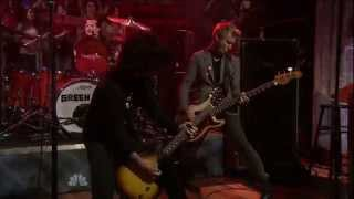 Green Day: Rip This Joint - The Rolling Stones Cover HD