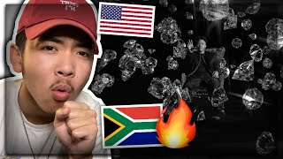 NASTY C - Eazy [Official Music Video] AMERICAN REACTION! South African Musician Music US USA REACTS