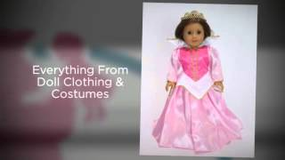 American Fashion World - Wholesale Clothing & Accessories for 18 inch Dolls Thumbnail