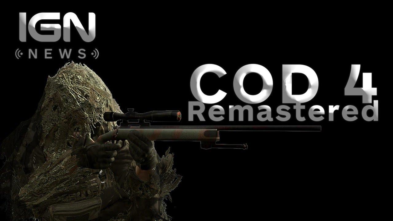 Call of duty modern warfare 2 ign rating - Call Of Duty Modern Warfare Remastered Standalone Rumored Ign News