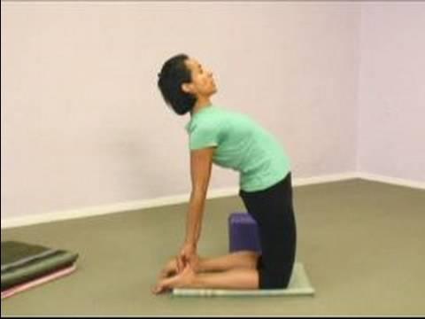 advanced yoga poses  ustrasana yoga pose alignment  youtube