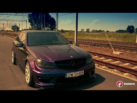 Mercedes C63 AMG Rushing Riptide