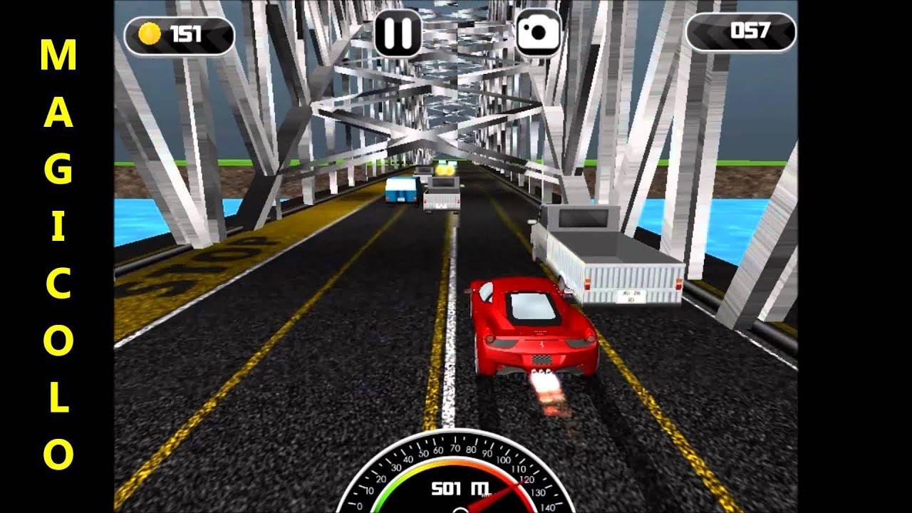 Ferrari Racing 3D CAR driving game 2015