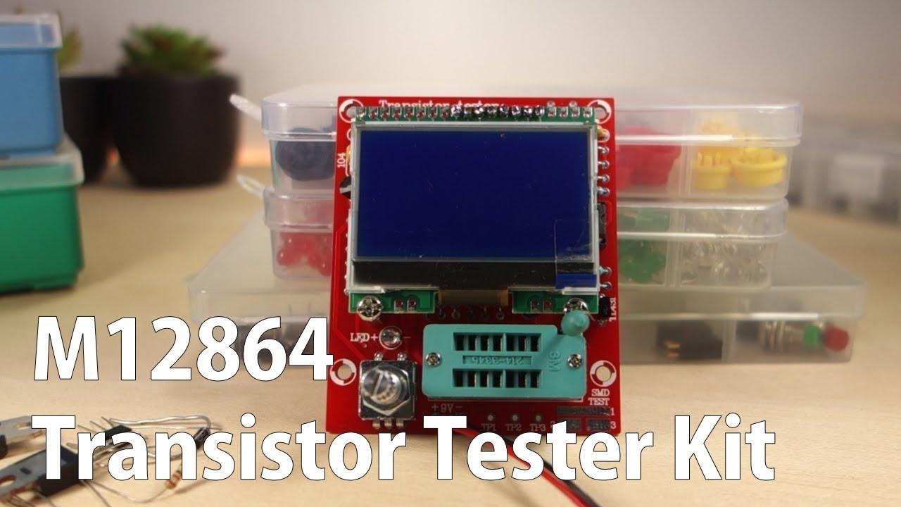 Transistor Tester 2