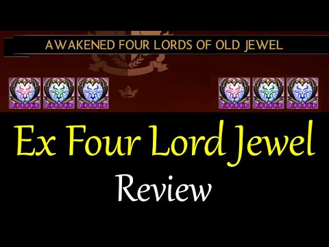 Seven Knights - Ex Four Lord Jewel (REVIEW)