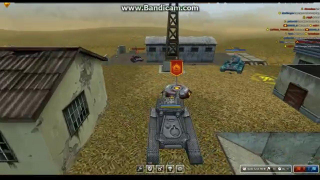 Tanki, online - Free MMO game