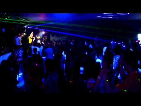 Dj Folly - Sky Club 08.04.2012 (Diamonds in the Sky)