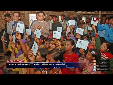 Rohingya Daily News 20 April 2018