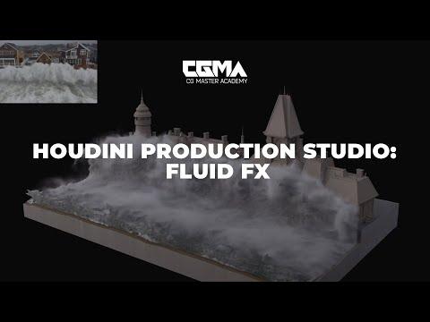 CGMA   Houdini