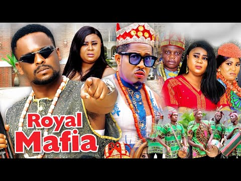 ROYAL MAFIA SEASON 1(New Movie) ZUBBY MICHAELu0026MIKE EZURUONYE 2021 Latest Nigerian Nollywood Movie