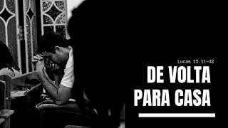 DE VOLTA PRA CASA - Pr. Thiago Candonga