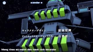 [VNFS] Space Battleship Yamato 2199 Ep  OP 1