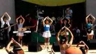 2009年9月6日、KOYAMA MUSIC CARNIVAL FINAL LIVE のステージでMix Nuts...