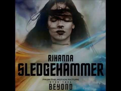 Rihanna - Sledgehammer ( From The Motion...