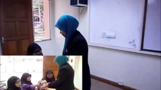 TESL UniSza batch 2011: Girls Smoking (Malay) : The 4th stage of counselling (Giving option)