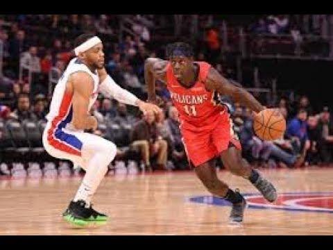 New Orleans Pelicans vs Detroit Pistons NBA Full Highlights (10TH DECEMBER 2018-19)