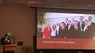 BYU Church History Symposium 2014 - James Miller