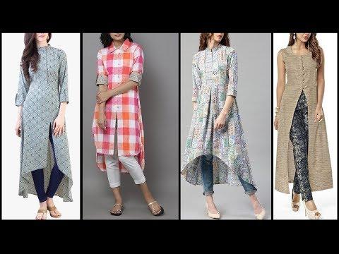 Top New style designer Kurtis / Kurtas Designs For Girls / Women | Women Fashion 2017