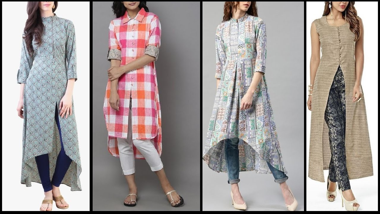 top new style designer kurtis kurtas designs for girls