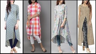Top New style designer Kurtis / Kurtas Designs For Girls / Women | Women Fashion 2017