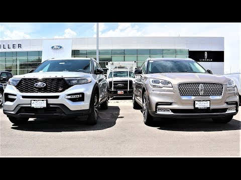 2020 Lincoln Aviator Vs 2020 Ford Explorer: Are they the Same SUV???
