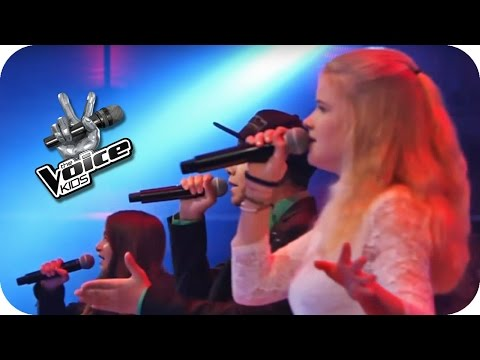 Adele - Hello (Samira, Noël, Jette) | The Voice Kids 2016 | Battles | SAT.1