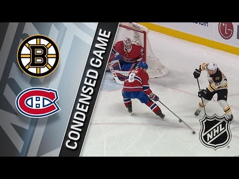 Boston Bruins vs Montreal Canadiens – Jan. 20, 2018 | Game Highlights | NHL 2017/18. Обзор матча