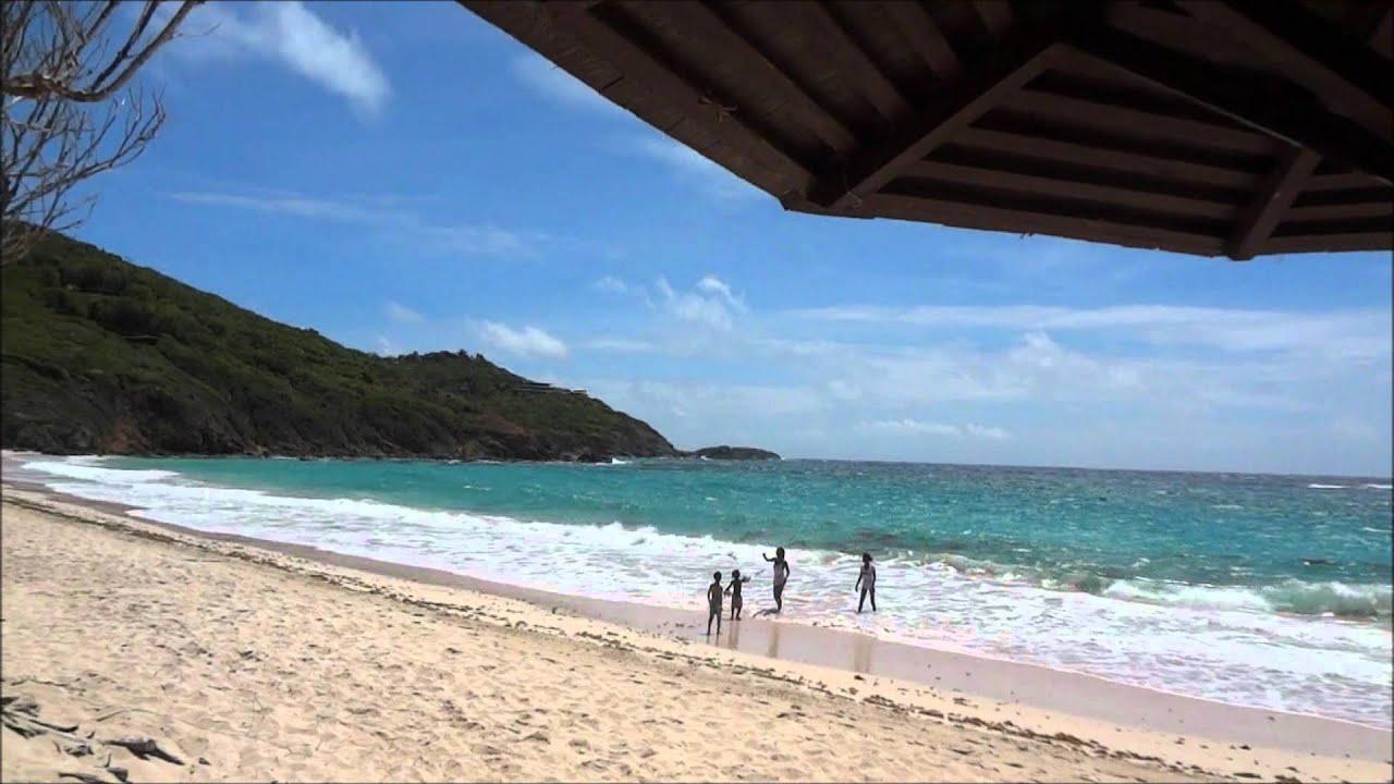 Macaroni Beach Mustique Island