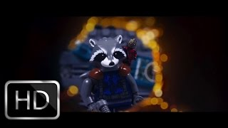 Guardians of The Galaxy Vol. 2 Sneak Peak in LEGO