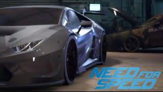 NEED FOR SPEED: Lamborghini Huracan Stealth Build
