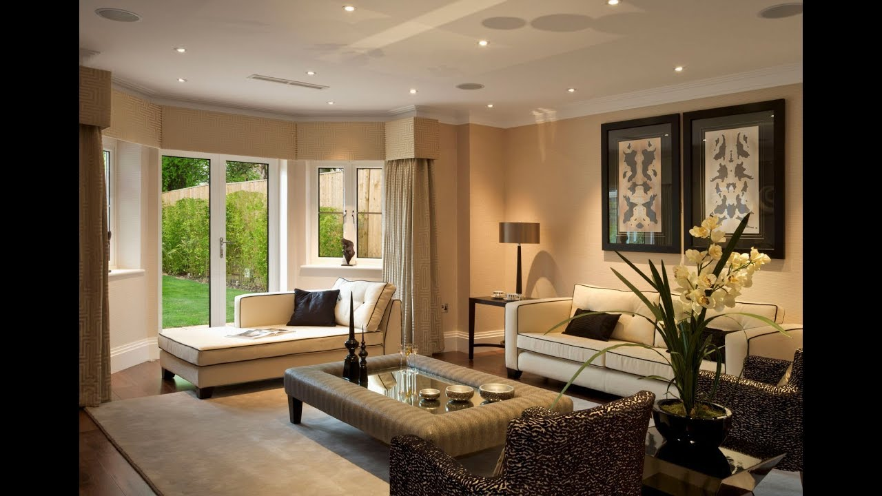 Minimalist living room design decor for stunning modern ... on Minimalist Room Design  id=58887