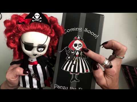 Unboxing My Pocket Full Of Posiez Dolls- Story Time