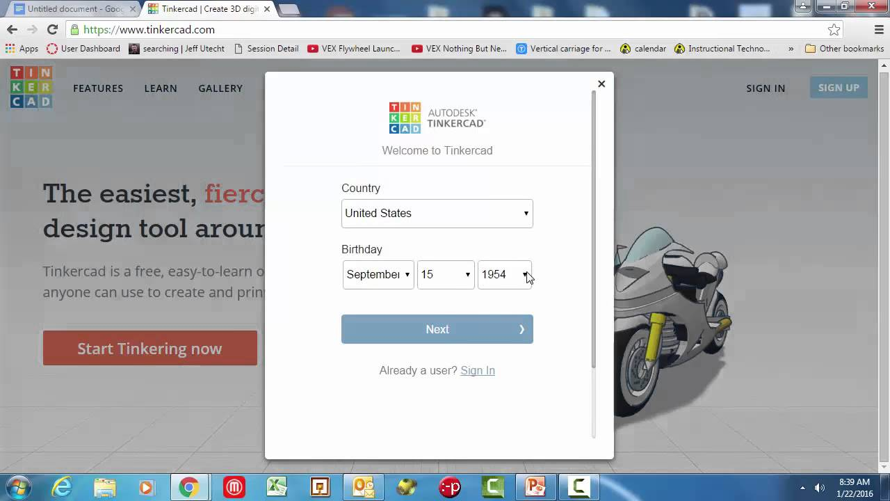 TinkerCAD | 3D Lesson Plans