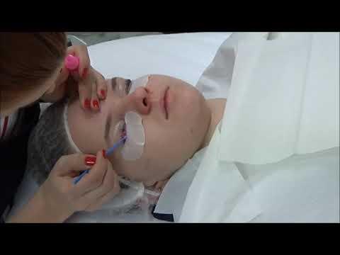 Lash Lifting S Barvením řas A Botox Bomb