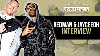 Redman & Jayceeoh on 1000 Volts & the Changing Weed Game