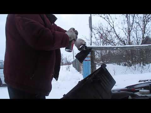 Восстановление ДМРВ, Чистка датчика ДМРВ, замена воздушного фильтра на Лада Гранта 8 кл 1 6 Евро 4