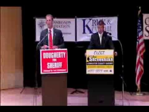 LIVINGSTON COUNTY REPUBLICAN CANDIDATE SHERIFF DEBATE